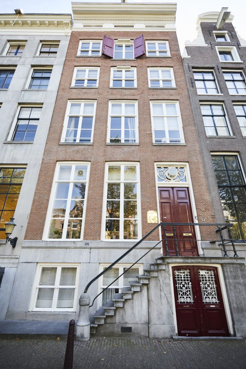 The Canal House along the Keizersgracht for your Virtual Office